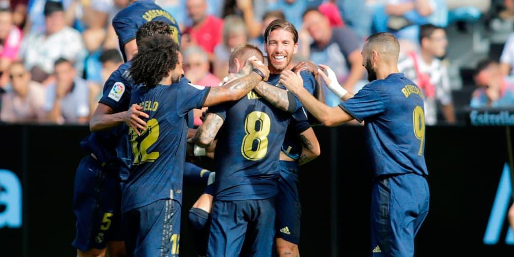 La actuación del Real Madrid dejó un gran sabor de boca, sobre todo en lo colectivo.