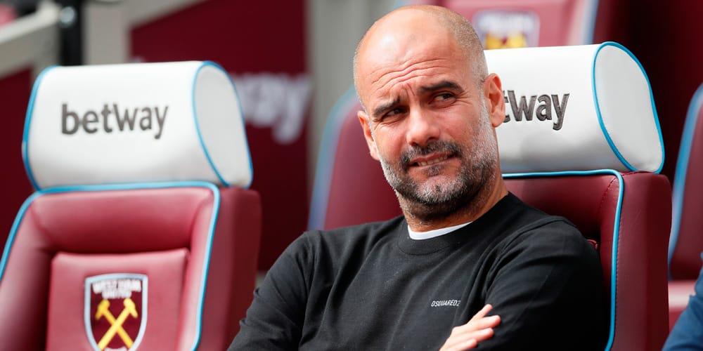 El club de 'Pep' Guardiola se salvó de una sanción más severa.