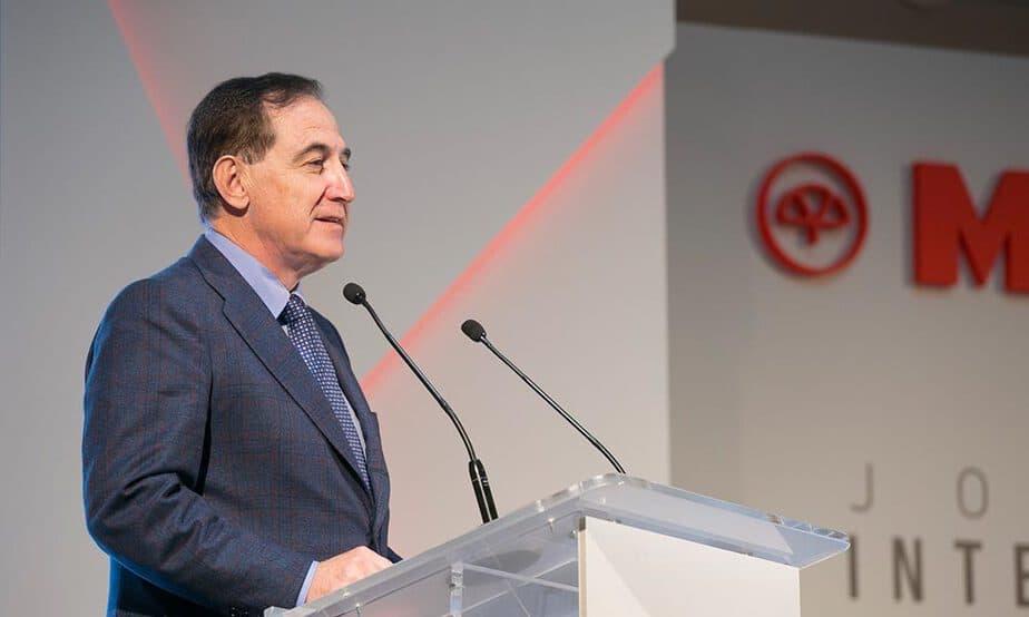 El presidente de MAPFRE, Antonio Huertas, clausura las XXVI Jornadas Internacionales.