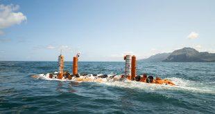 Mares y océanos fuente de energía