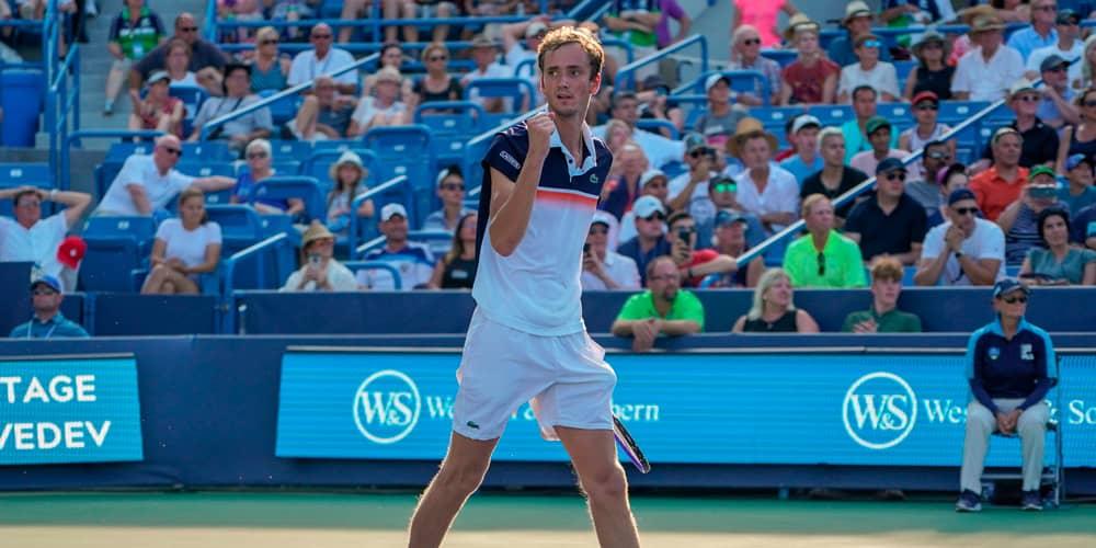 El ruso consiguió su primer ATP 1000.