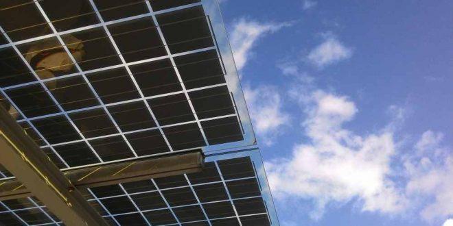 China Energía solar