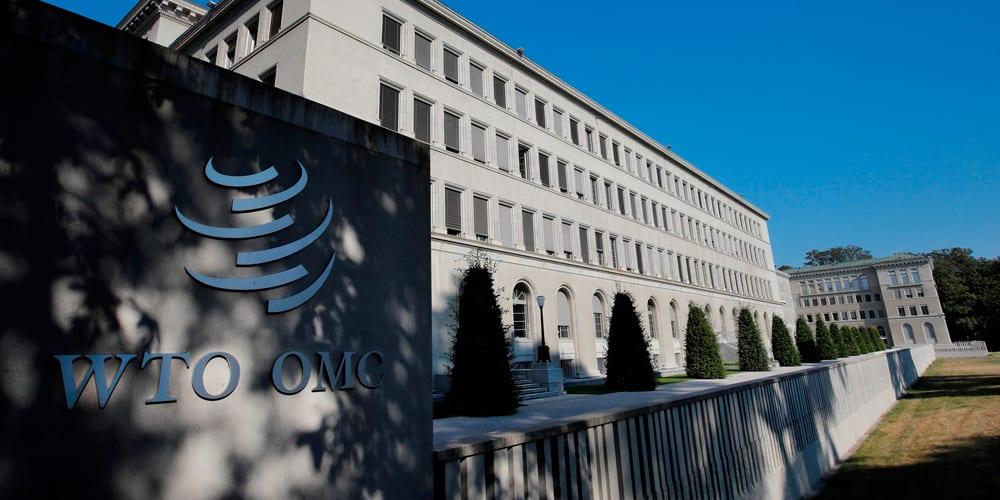 La OMC ve con preocupación el devenir del comercio mundial.