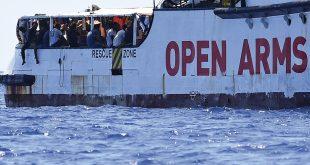 Open Arms rechaza el ofrecimiento de Pedro Sánchez de desembarcar en el puerto de Algeciras