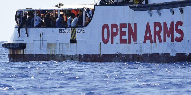Open Arms rechaza ofrecimiento de Pedro Sánchez de desembarcar en Algeciras