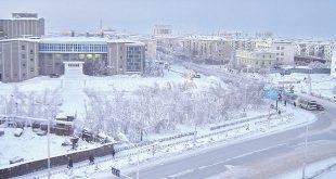 Yakutsk es la ciudad más fría del planeta