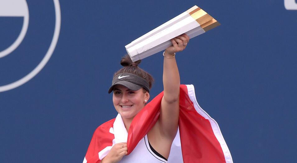 campeona de la Rogers Cup