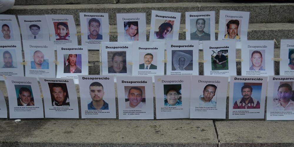 Día Mundial de las Desapariciones Forzosas/ ONU