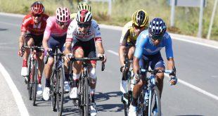 segunda etapa de La Vuelta