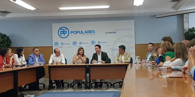 Teodoro García Egea señala que su partido PP considera que como Pedro Sánchez no ha logrado reunir el apoyo suficiente del Congreso para investirse como presidente, debe entonces retirar su candidatura.