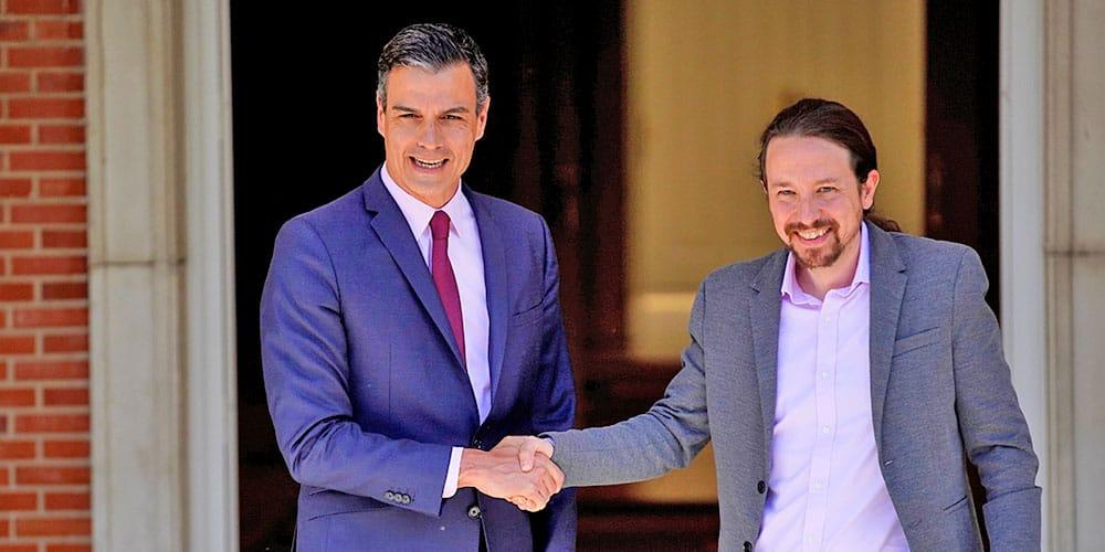 Nuevos negociaciones deberán incluir otros encuentros entre los líderes del PSOE Pedro Sánchez y de Podemos Pablo Iglesias.