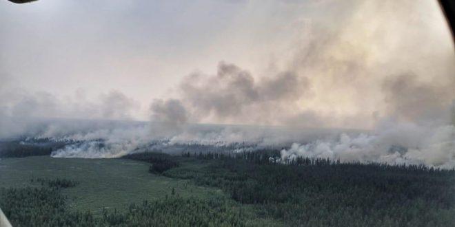 El Ártico arde y el planeta lo siente