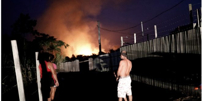 Naciones suramericanas acuerdan acciones para proteger la Amazonía, mientras esta sigue ardiendo