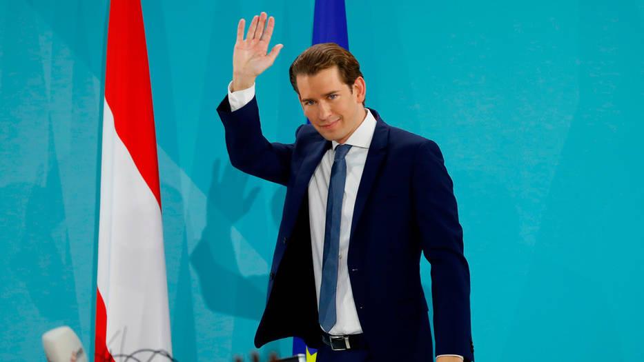 Sebastian Kurz tiene ahora la labor de consensuar para formar gobierno.