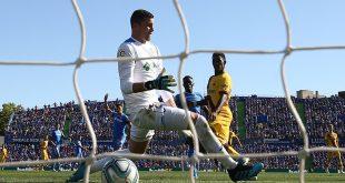 Júnior Firpo marcó el segundo con del Barcelona ante el Getafe y su primer gol de la temporada