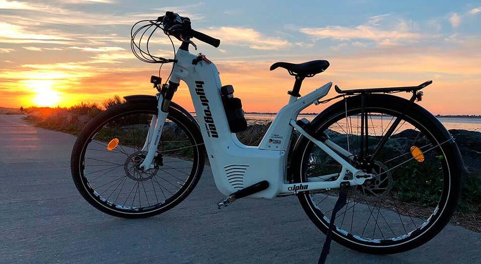 Bicicleta Alpha