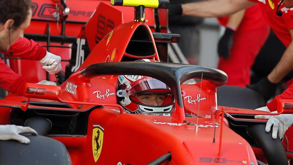 El piloto de la escudería Ferrari, Charles Leclerc, consiguió en el GP de Rusia su cuarta pole consecutiva y la sexta de este año