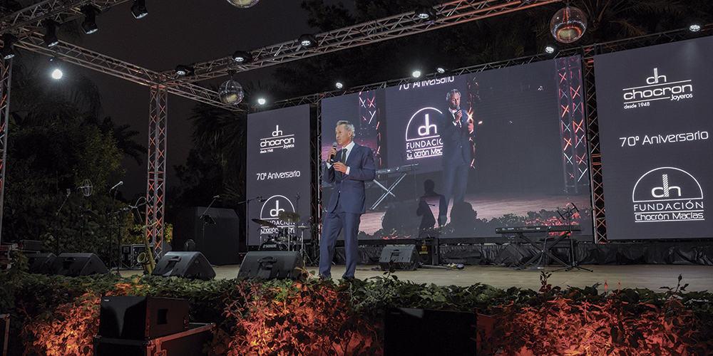 Chocrón celebra su 70º Aniversario con una gran Gala en Ceuta