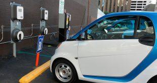 Cada vez más compañías de las naciones de la UE incorporan a sus flotas los coches eléctricos y de esta forma contribuyen con la reducción de emisiones contaminantes.