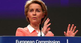 El equipo de von der Leyen deberá pasar por el visto bueno de la Eurocámara.