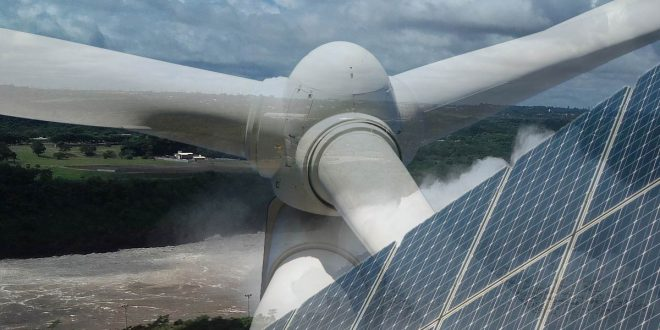Energía renovables África