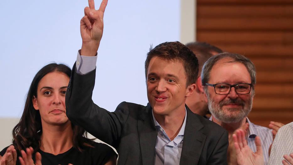 Iñigo Errejón, candidato presidencial por Más España