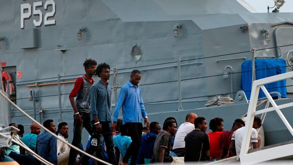 Europa busca la manera de afrontar la crisis migratoria en el Mediterráneo.