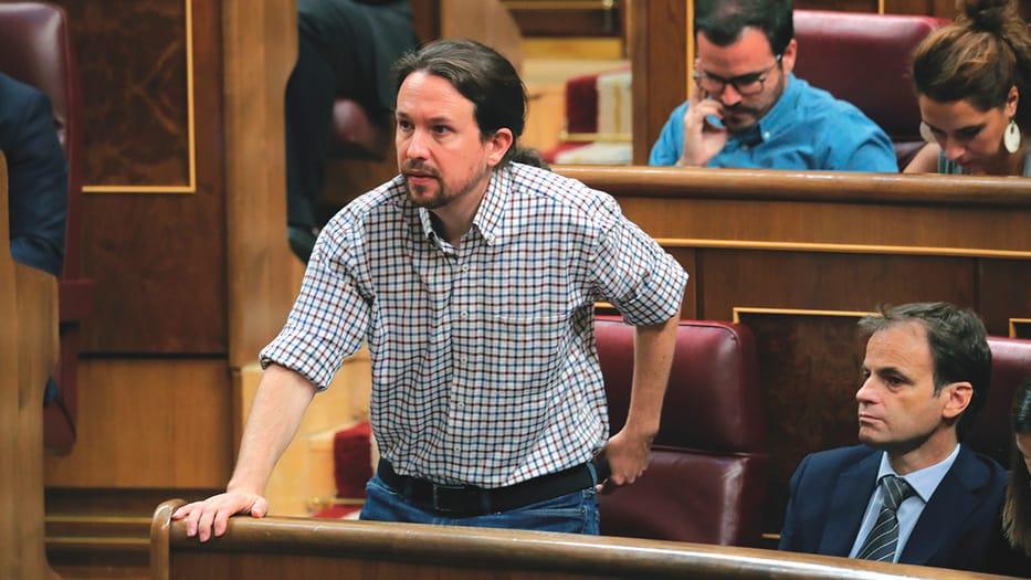 El secretario general de Podemos, Pablo Iglesias, ha insistido en que cualquier acuerdo con el PSOE debe pasar por un gobierno de coalición.