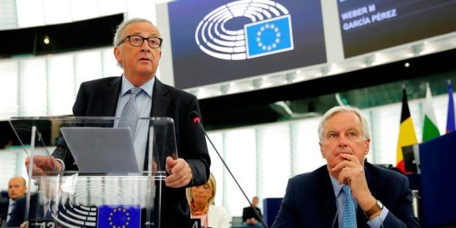 Juncker ve muy posible un Brexit duro aunque tiene esperanzas sobre un acuerdo