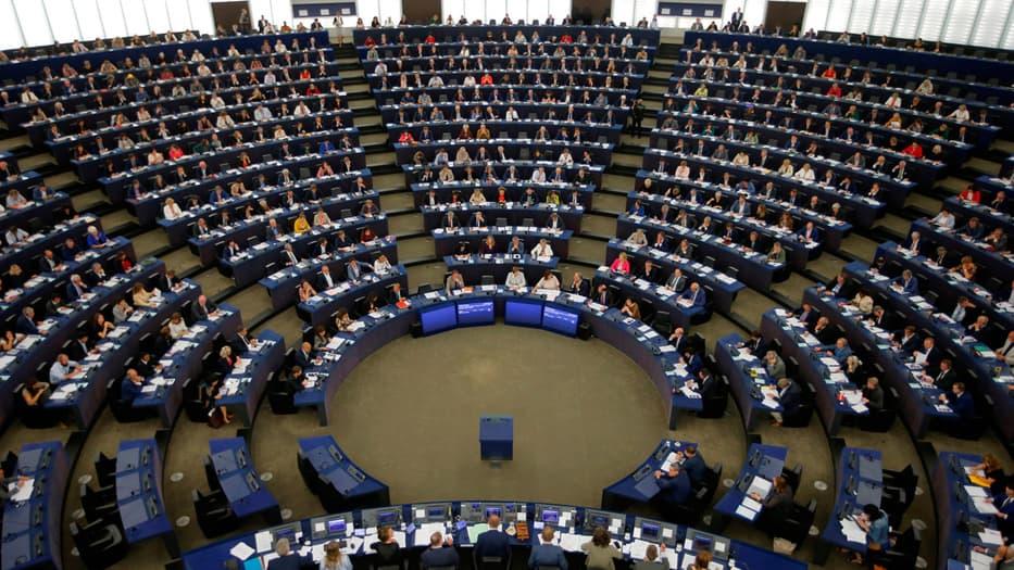 El Europarlamento dio su visto bueno a la candidatura de Christine Lagarde.