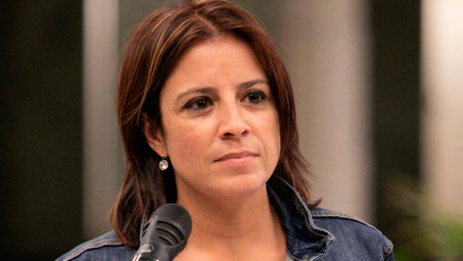 Adriana Lastra, portavoz del Congreso del PSOE