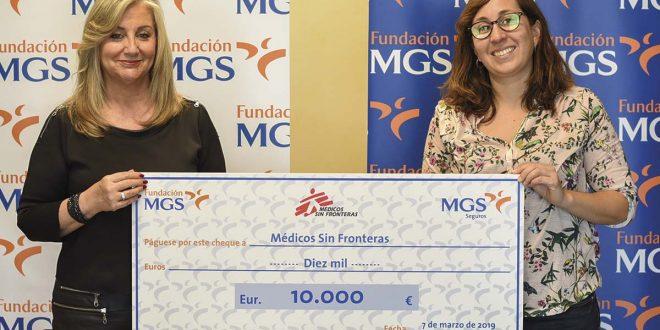 MGS Seguros es una aseguradora y un agente activo de transformación social