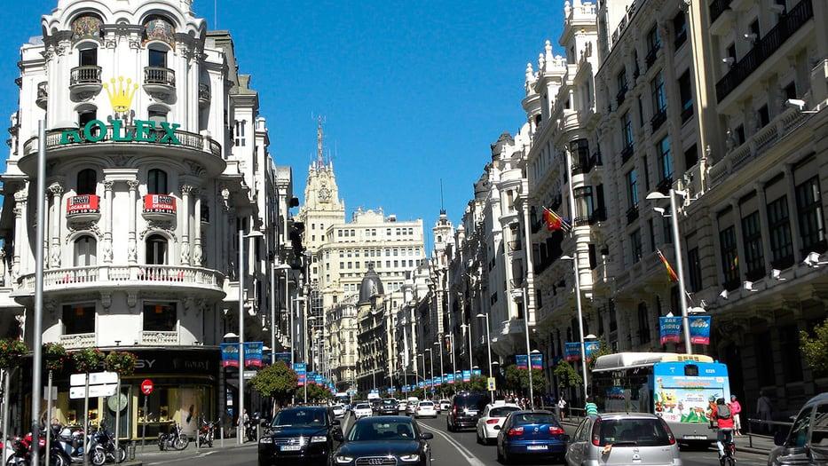 Madrid, entre las ciudades de España más caras para alquilar viviendas