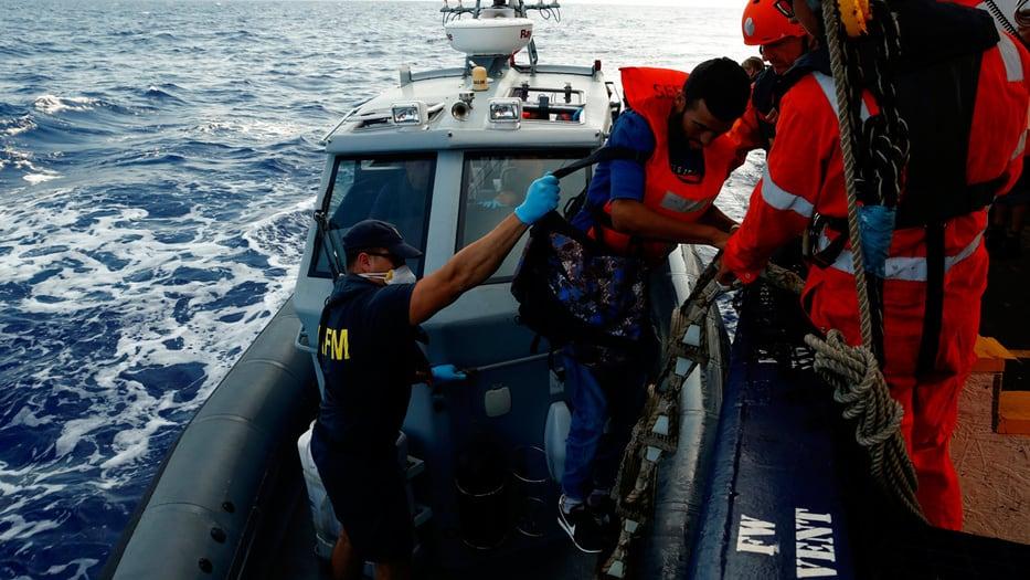 La crisis migratoria en el Mediterráneo sigue siendo dramática.