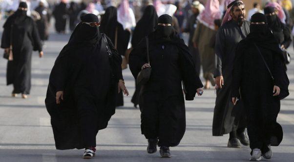 Mujeres-saudíes