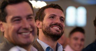 Pablo Casado va por un escaño más que el PSOE el 10-N