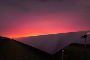 Panel antisolar