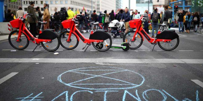 Paquete de Alemania para paliar la crisis climática no convence a ecologistas