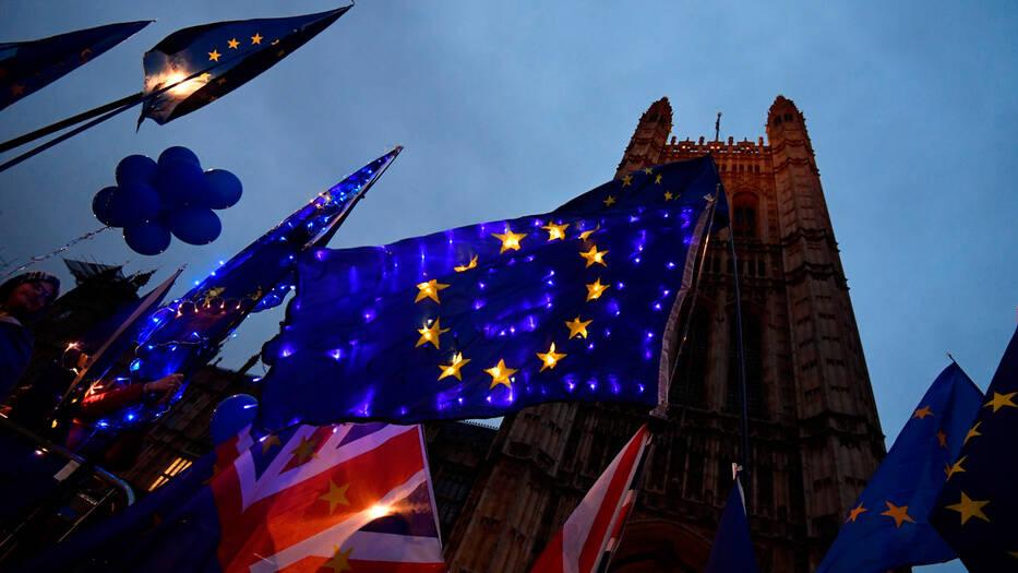 El Parlamento británico se encuentra en el ojo del huracán por la crisis del Brexit.