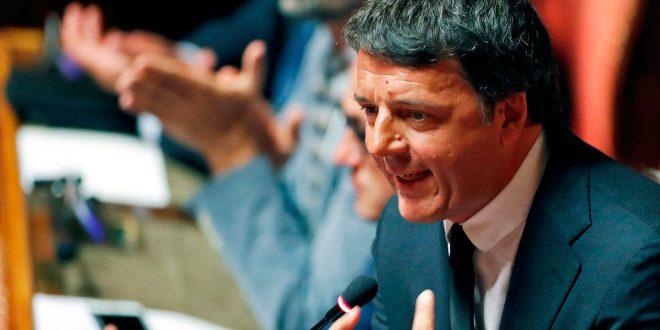 Renzi abandona el PD y fundará su propio partido para combatir a Salvini