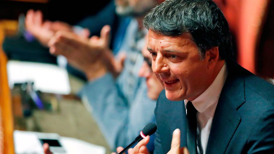 Matteo Renzi desea combatir a la Liga de Salvini.