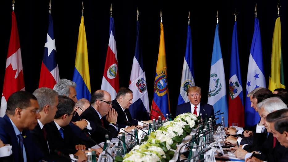 Estados miembros de la ONU expresaron su apoyo al cambio político en Venezuela que se busca con el diálogo