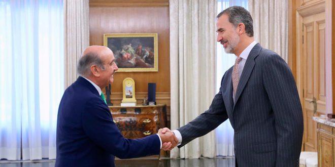 El Rey inició nuevas rondas de consulta con los líderes de los partidos políticos