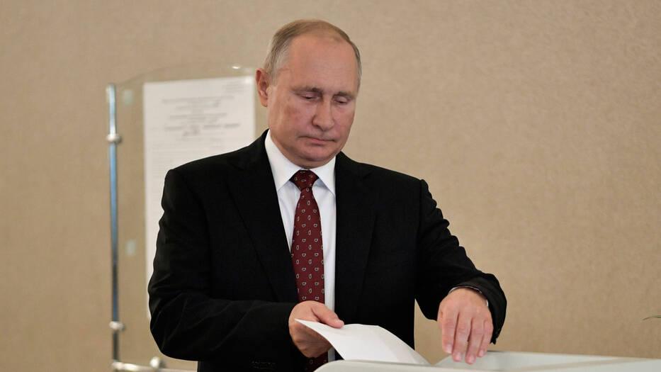 El partido Rusia Unida de Putin perdió mucho terreno en Moscú.