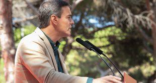 """Sánchez advirtió a Torra que responderá con """"firmeza"""" si intentan vulnerar la soberanía"""