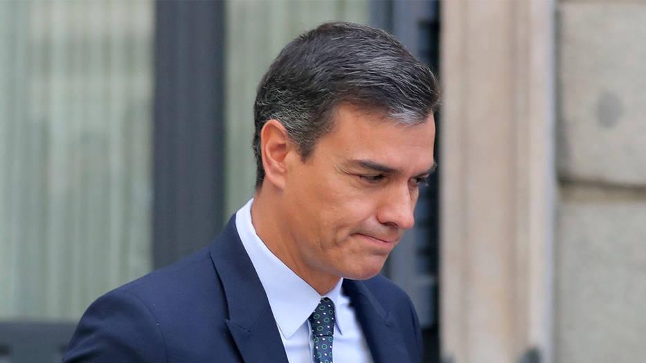Presidente en funciones de España, Pedro Sánchez