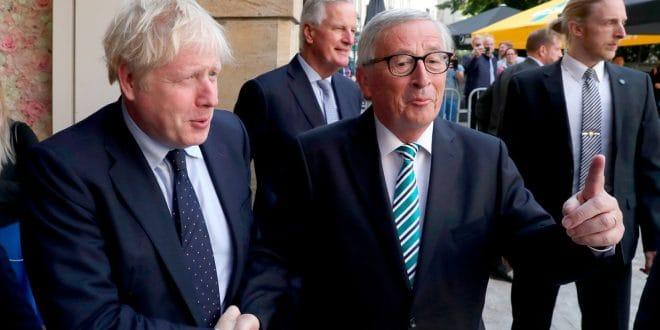 La UE desea una solución al Brexit pero aún no ha recibido propuestas viables de Londres