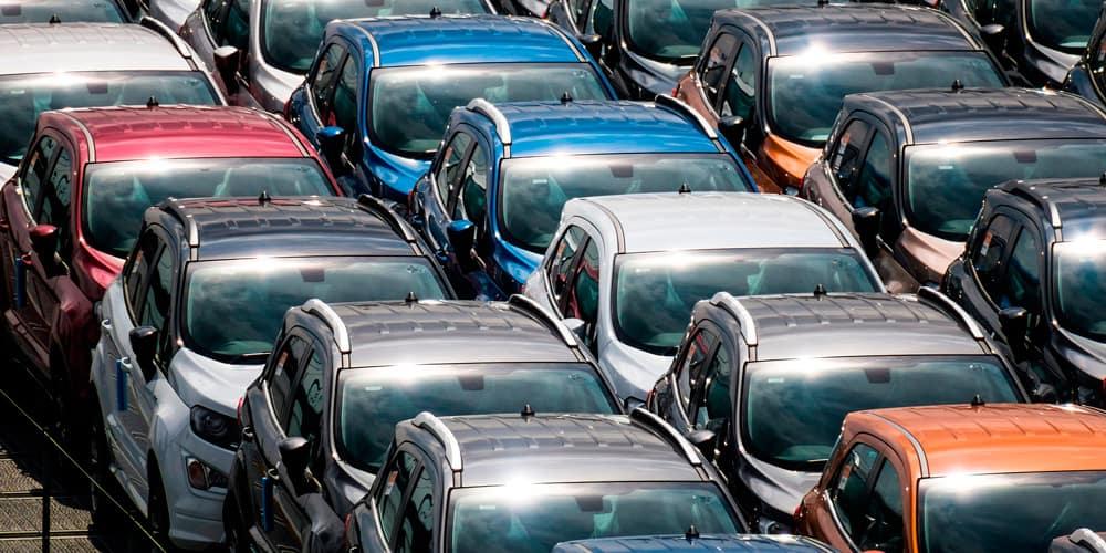 Los coches de diésel han sido los más comprados.