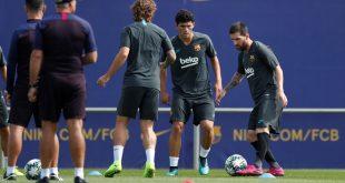 estreno del Barça