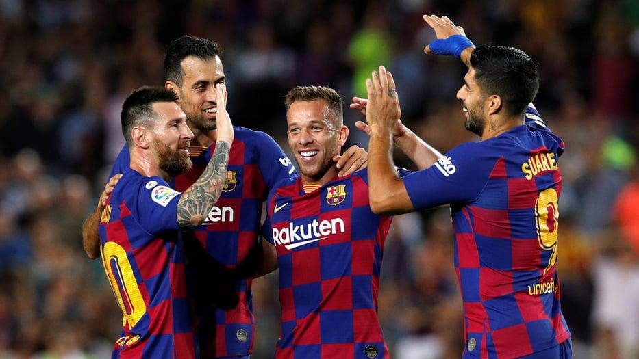 Barça Villarreal